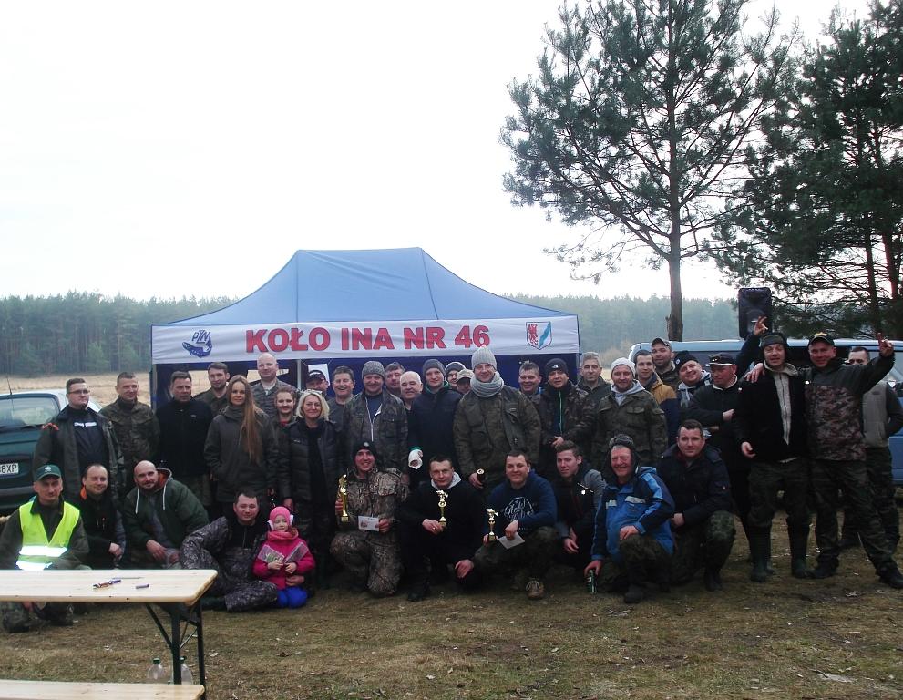 Zawody spinningowo / muchowe 4 marca 2017