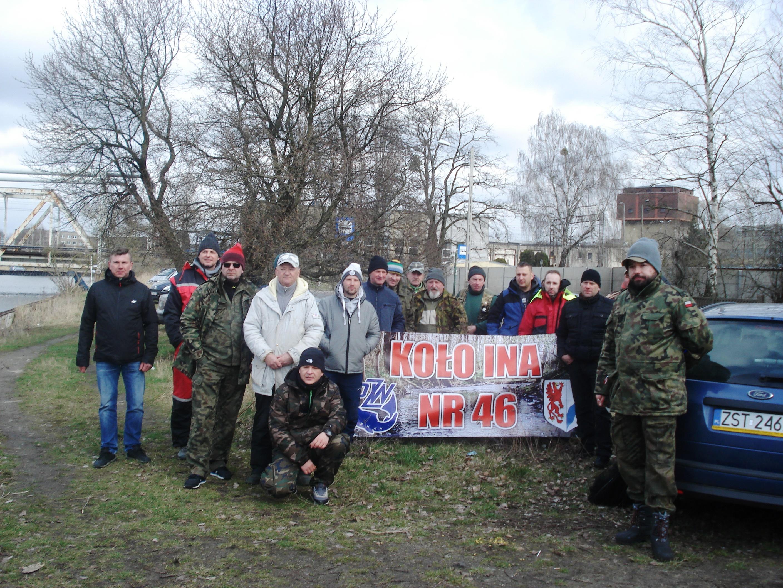 Zawody spławikowe o tytuł Mistrza Koła – I tura 25 marca 2017 r.