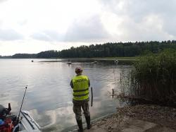 Zawody spinningowe na jeziorze Sierakowo w dniu 11.09.2021